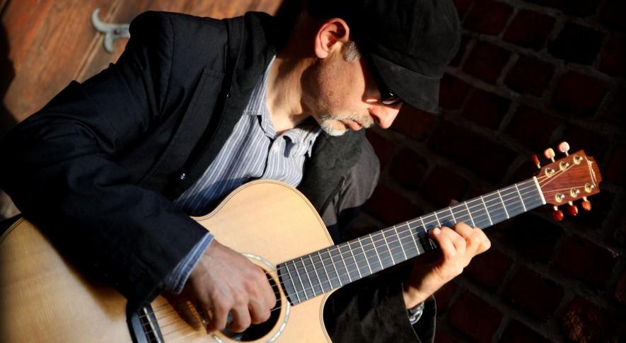 Gitarrist Tomasz Gaworek