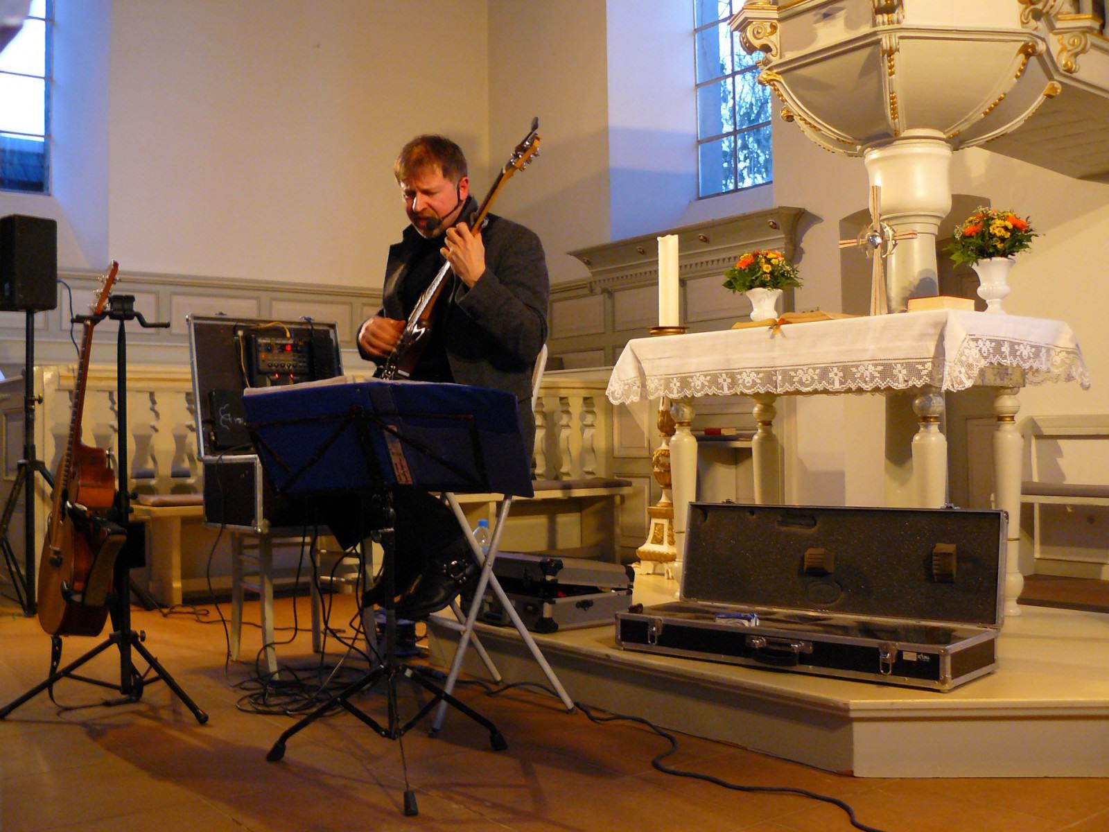 Live in Bethelehem-Kirche Kiel