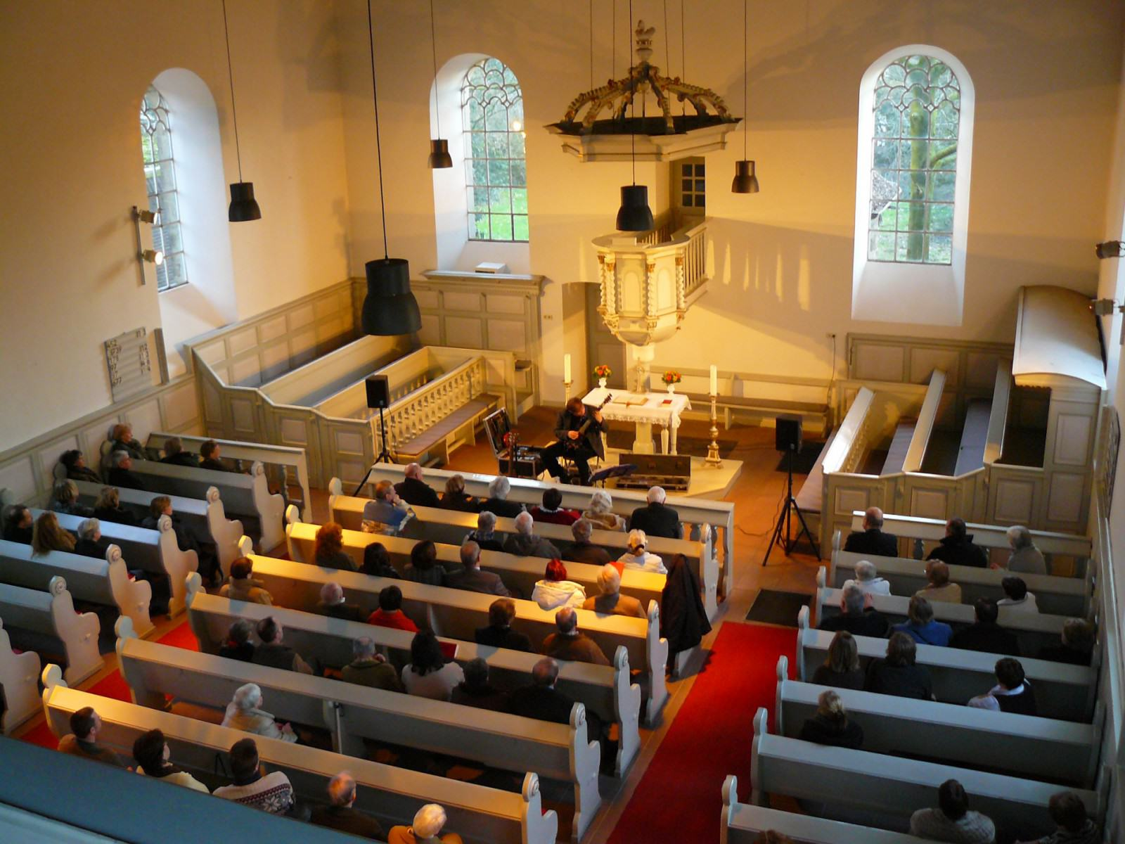 Live in Kirche St. Ulrich in St. Peter-Ording