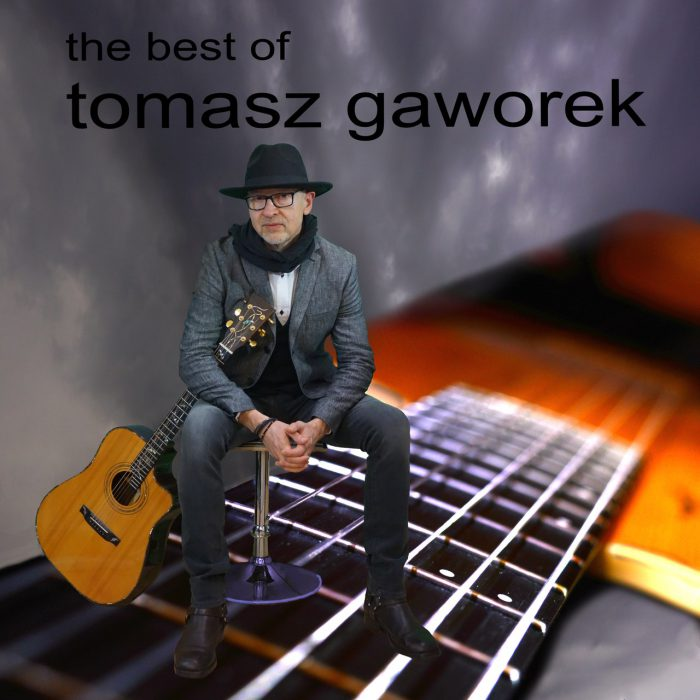 okladka the best of Tomasz Gaworek